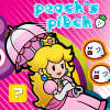 Peachs Pitch game