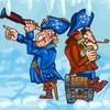 Pirates Arctic Treasure game