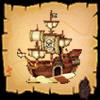Pirates Gold hunters game