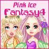 Pink Ice Fantasy Dressup 4 game