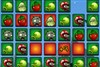 Plants Zombies Match game