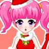 Pretty Girl Pretty Christmas game
