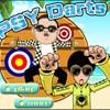 PSY Darts game