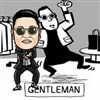 PSY Gentleman Dance game