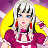Punk Style Dressup game