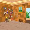Quiet Store Room Escape game