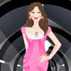 Ramp Walk Girl Dress up game