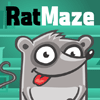 Rat Maze game