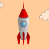Rocket Typing 2 game