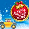 Santa Truck Ride game