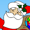 Santa Connect game