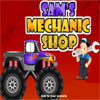 Sams Mechanic Shop game