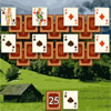 Scandinavian Warrior Solitaire game