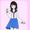 School Dress Up game
