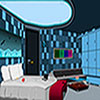 Shell Bedroom Escape game