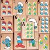 Smurfs Classic Mahjong game