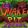 Snake Pit Escape game