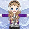Snow Angel Dress Up Game