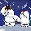 Snow Monster Baby game