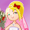 Southern Belle Wedding DressUp game