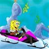 Sponge Bob Sled Ride game