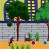 Spiderman Running Challenge game