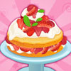 Strawberry short cake game