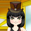 SteamPunk Style Dress Up game