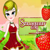 Strawberry Girl Dress Up game