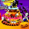 Super Halloween Cake game