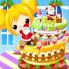 Super Sweet Christmas Cake game
