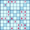 Sudoku X game