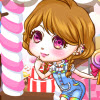 Sweet Candy Shop Girl game