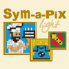 Sym-a-Pix Light Vol 1 game