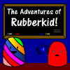 The Adventures of Rubberkid game