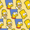 The Simpsons Bubble Shooter game