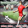 The world Cup 2010 game