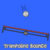 Trampoline Bounce game