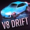V8 Drift game