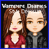 Vampire Diaries Style Dressup game
