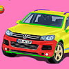 Volkswagen touareg car game