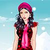 Winter Fashion Dressup game