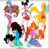 Winx Club Coloring game
