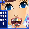 Zippy Girl at Dentist game