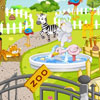 Zoo Clean Up game