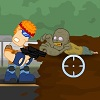 Zombie Defender game