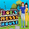 Zoes Messy House game