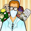 Zombies at Dentist game