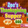 Zoes Thanksgiving Supper game