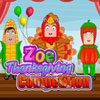 Zoe Thanksgiving Competition game